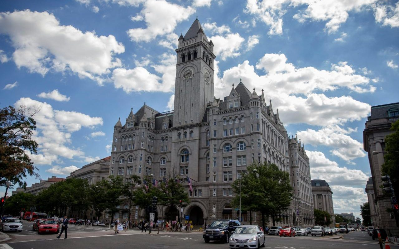 Trump Washington (Washington DC, EEUU)