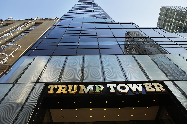 Trump Tower (Nueva York, EEUU)