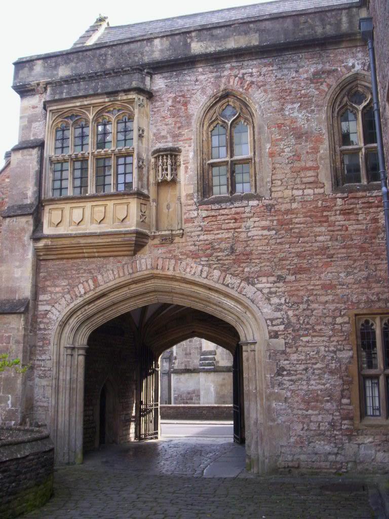 Vicars' Close, Wells, Somerset (UK). Derek Andrews / Derek Andrews