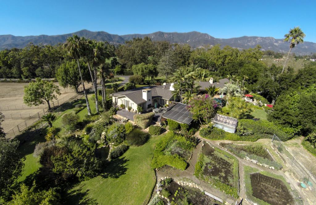 Oprah Winfrey, Montecito (California). 28,85 millones de dólares