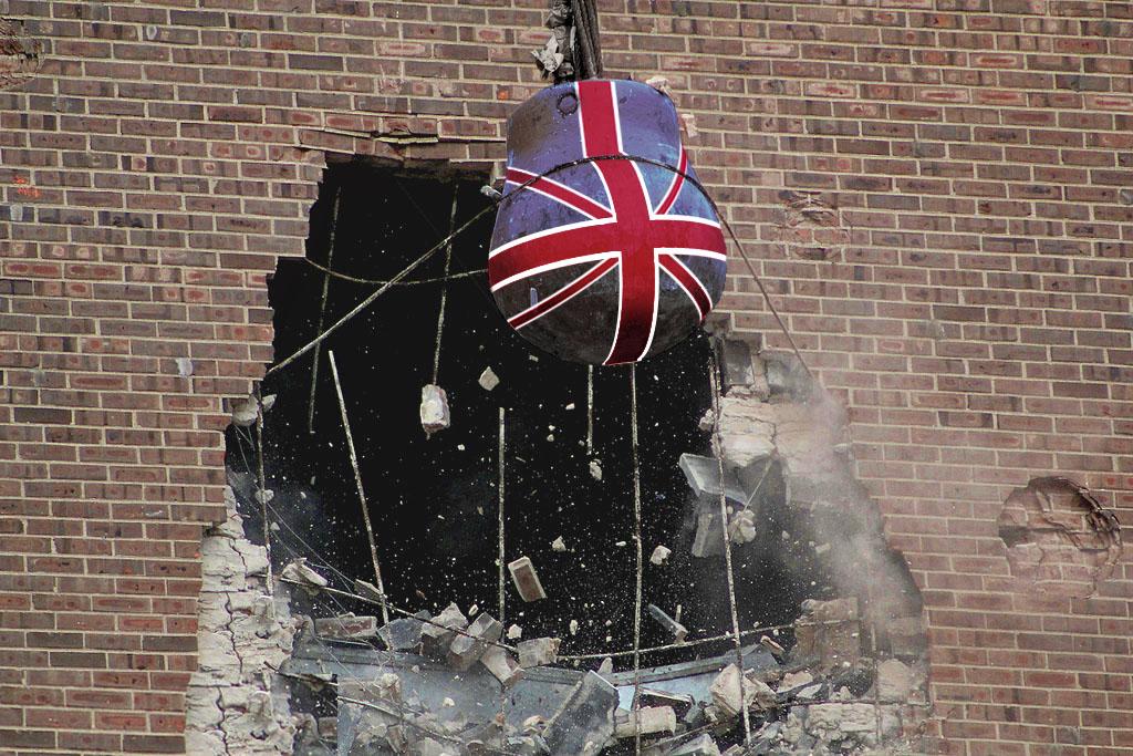 El sector inmobiliario en jaque por el 'Brexit'