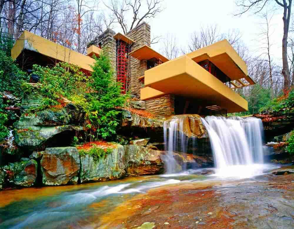 10 ejemplos de c mo levantar casas entre las rocas filasa for Como levantar una casa