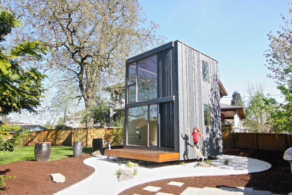 Una vivienda que gira como un girasol para ahorrar energía