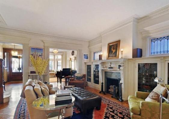 John Krasinski y Emily Blunt, Brooklyn (New York) 6,5 millones de dólares.