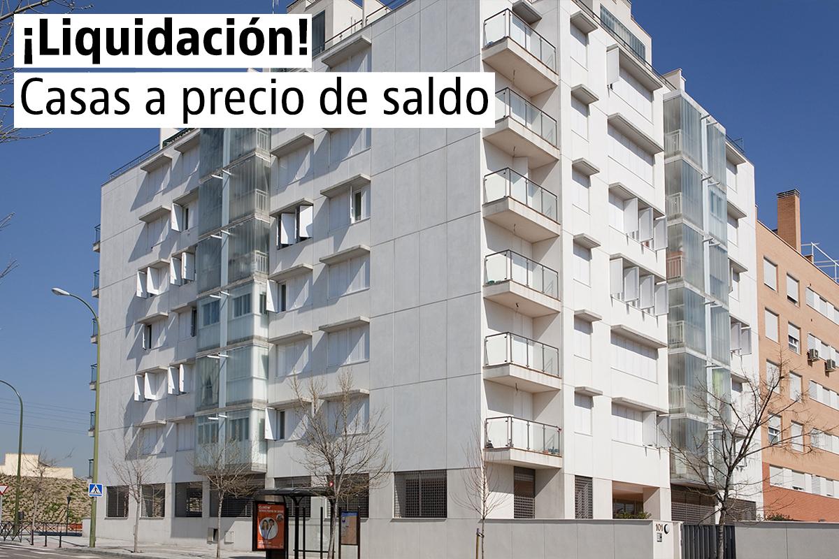 20 pisos por menos de 100.000 euros