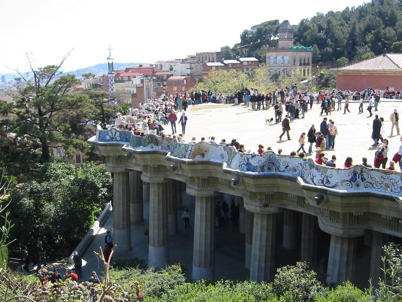Plaza de la Naturaleza. Fuente: Wikimedia