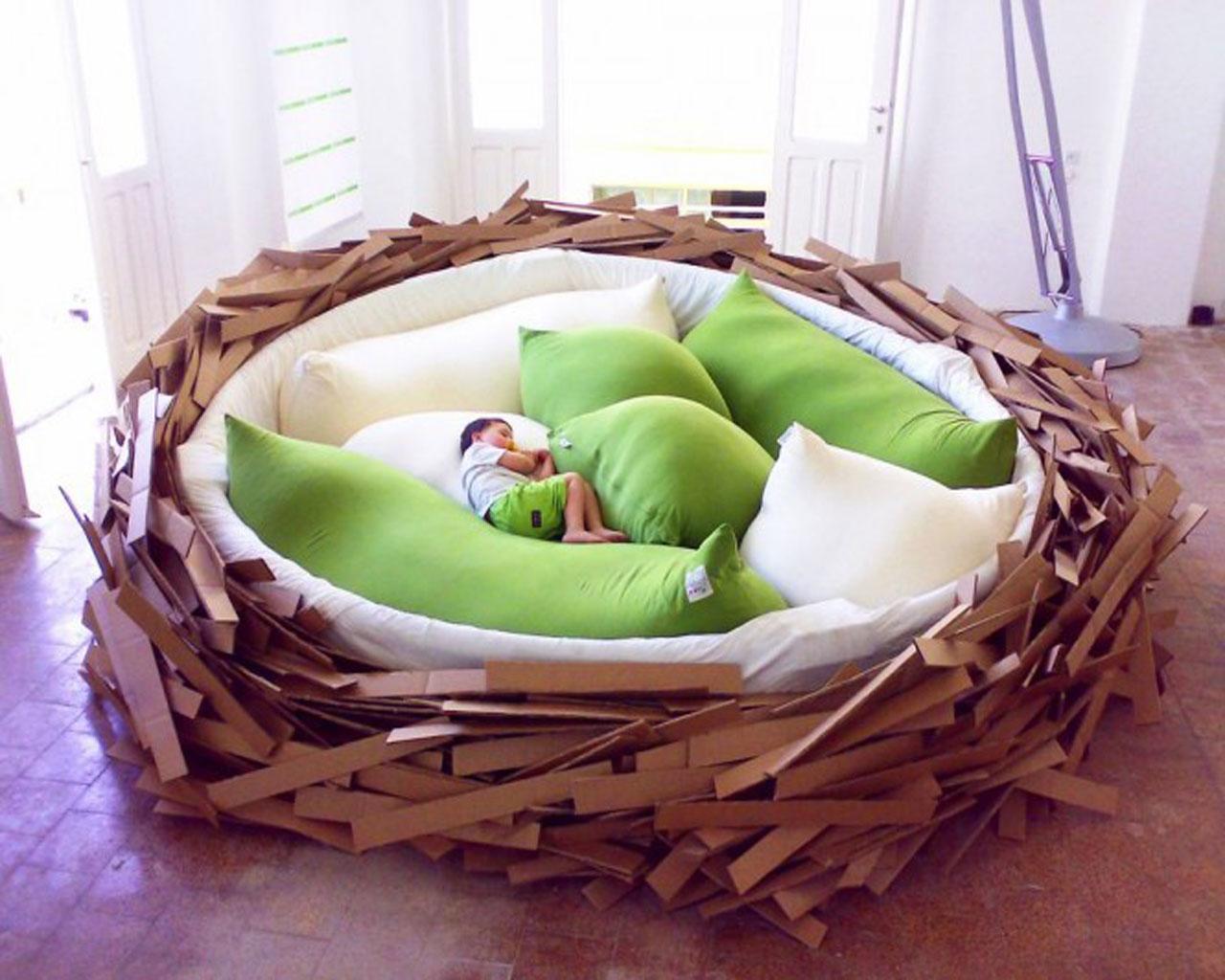 La cama nido