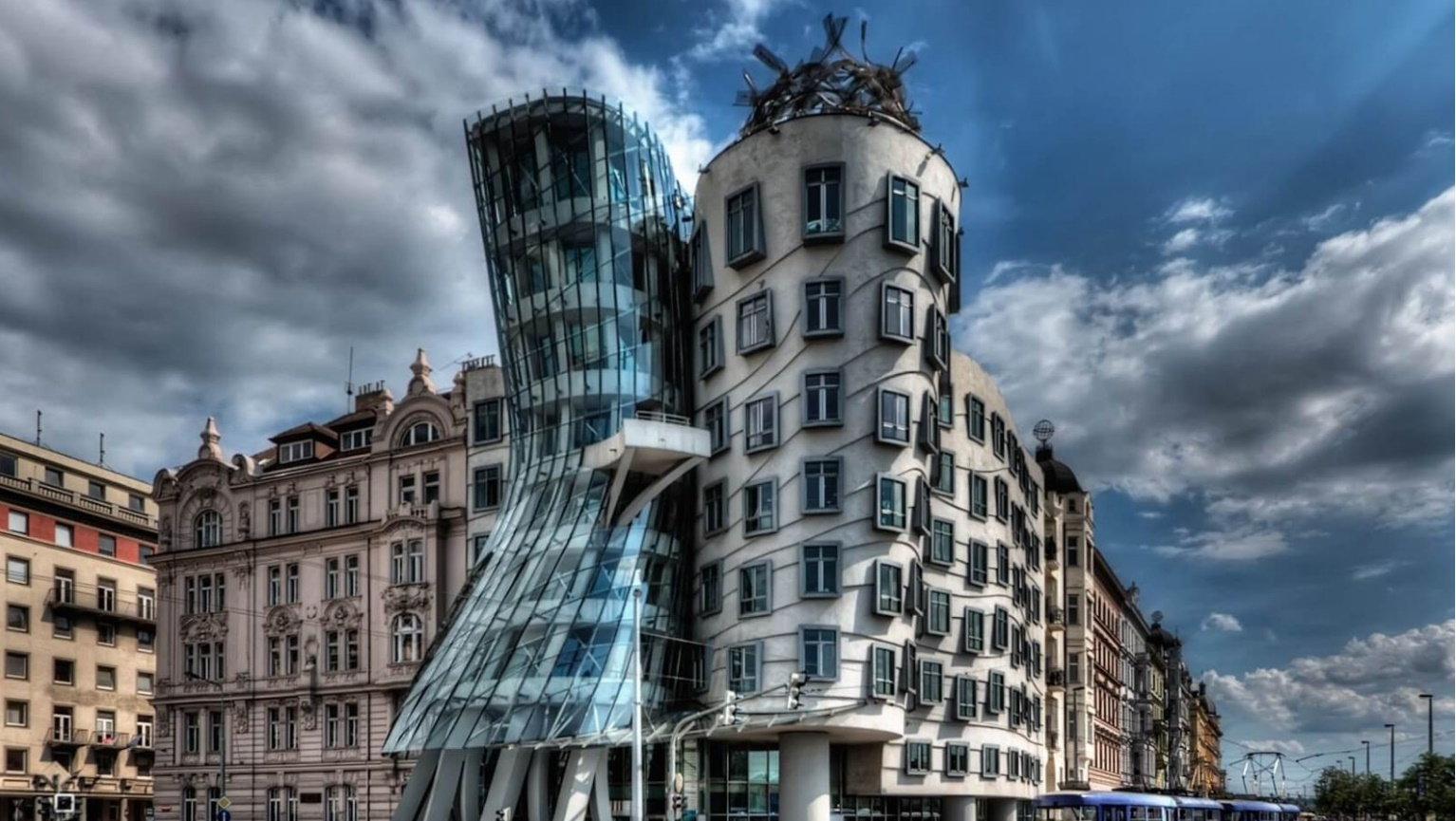 The Dancing House, República Checa