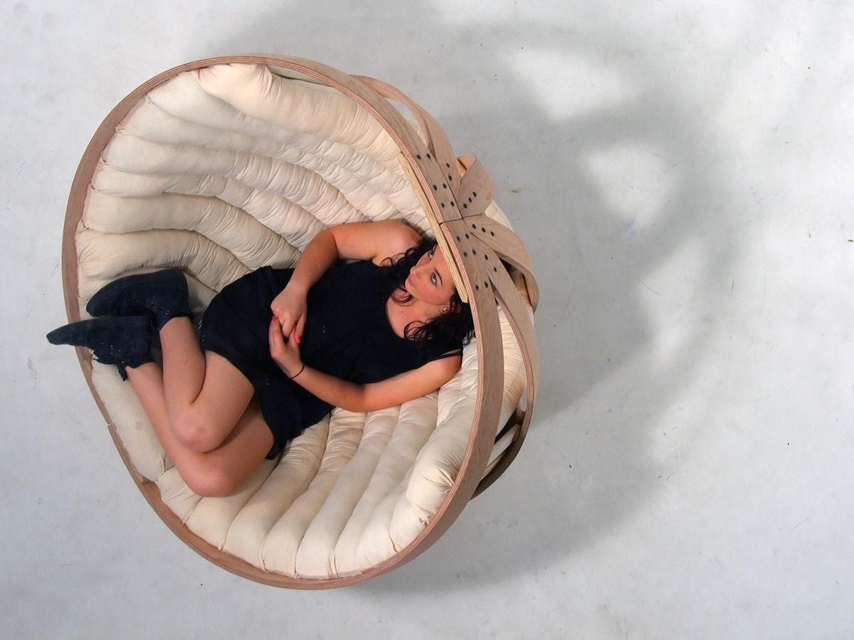 Muebles Para Vagos 12 1 Ejemplos De Sillones Y Camas De Los Que  # Muebles Oasis Caseros