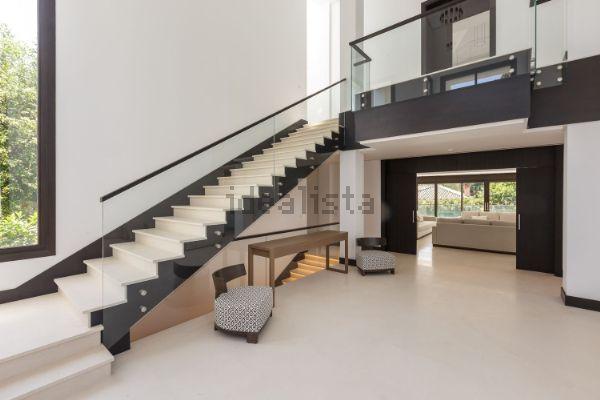Casa con sistema en domótica en Marbella