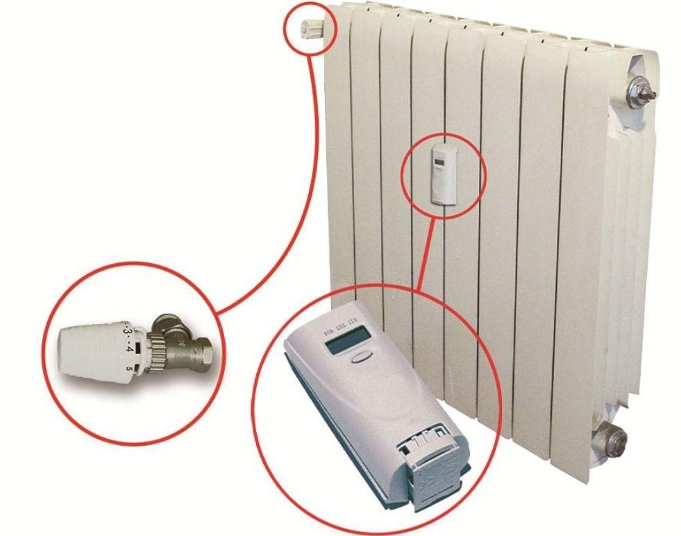 Medidores de energía