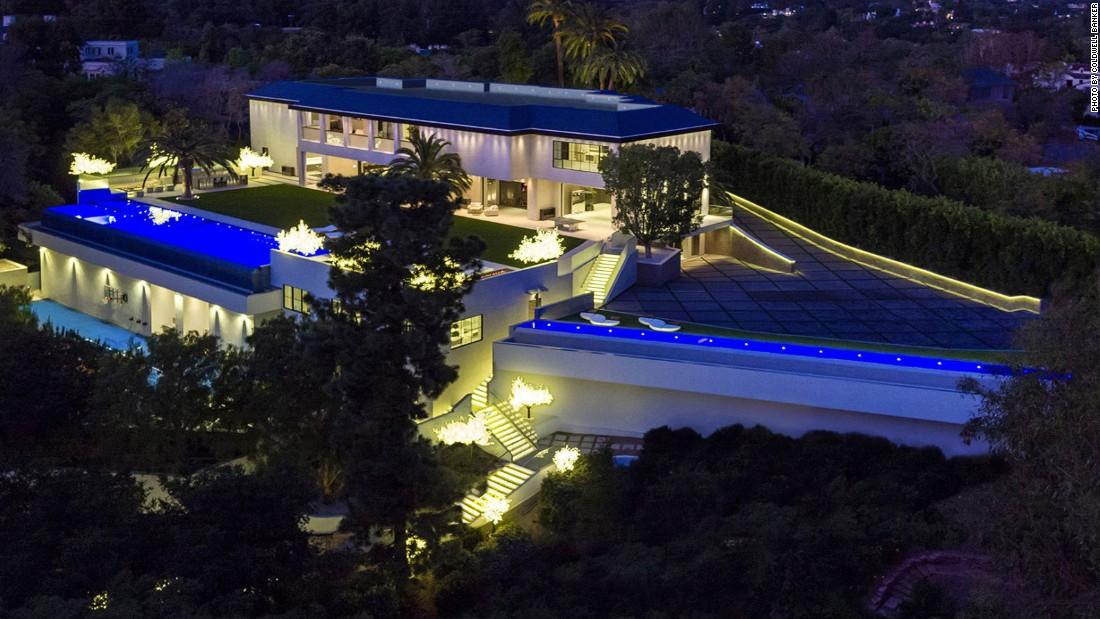 Una mega mansión en California – 100 millones de dólares