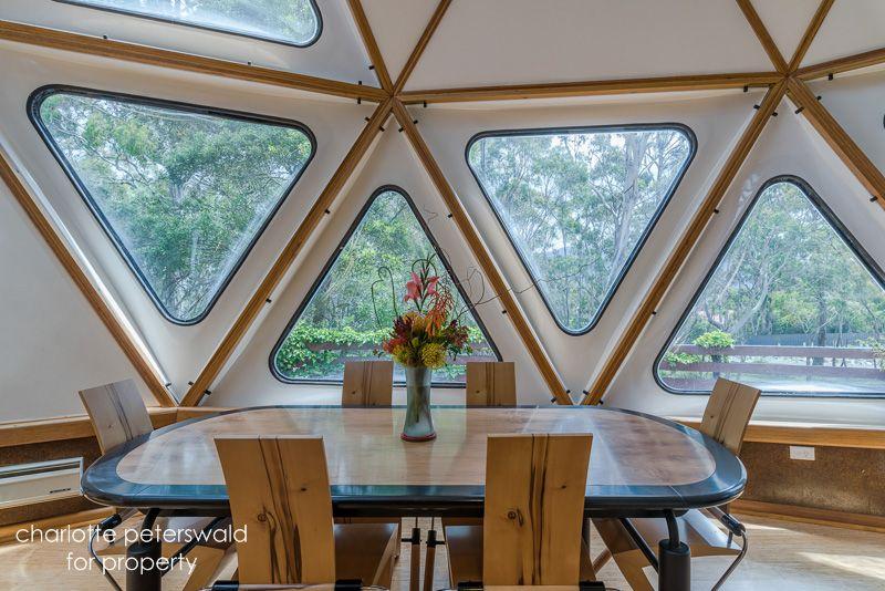 Vivir en un bal n gigante as es la vivienda definitiva - Casas geodesicas ...