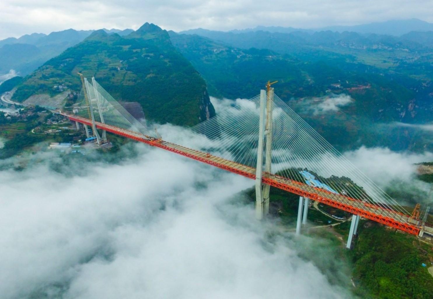 El puente más alto