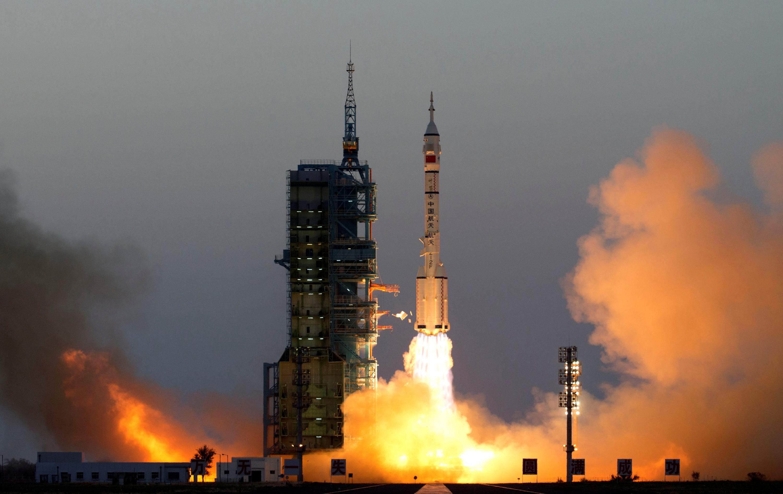 El cohete más grande