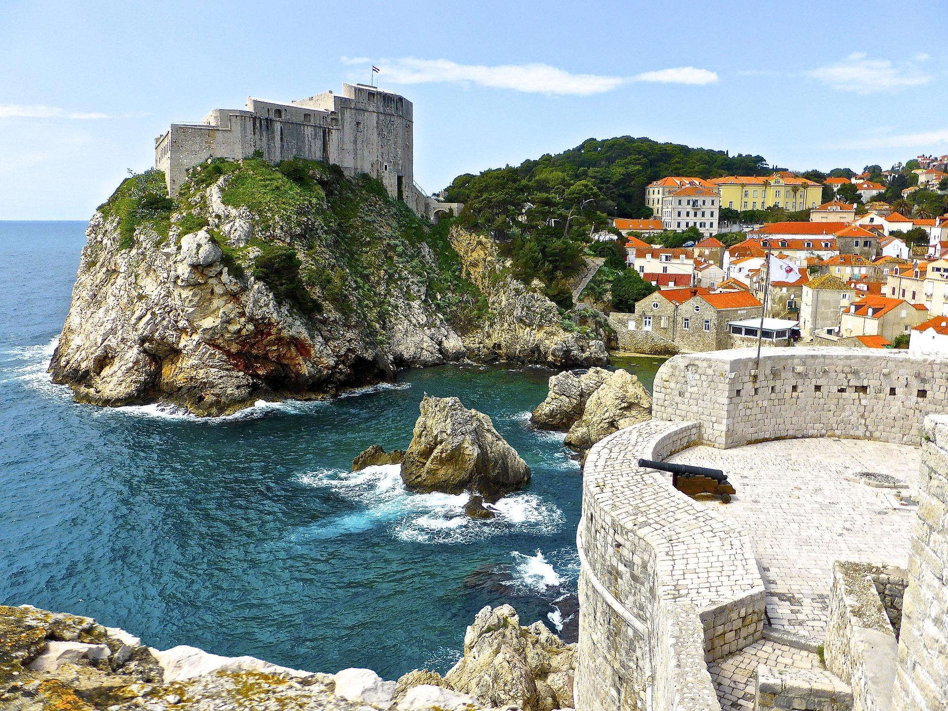 1. Dubrovnik