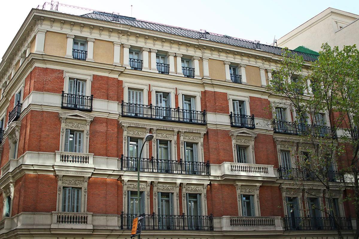 La antigua sede de afinsa en madrid ya tiene comprador la - Sede mutua madrilena ...