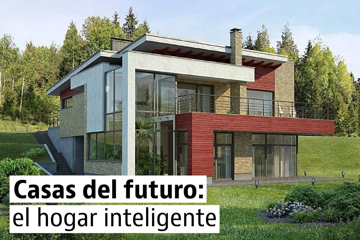 Casas inteligentes y domóticas