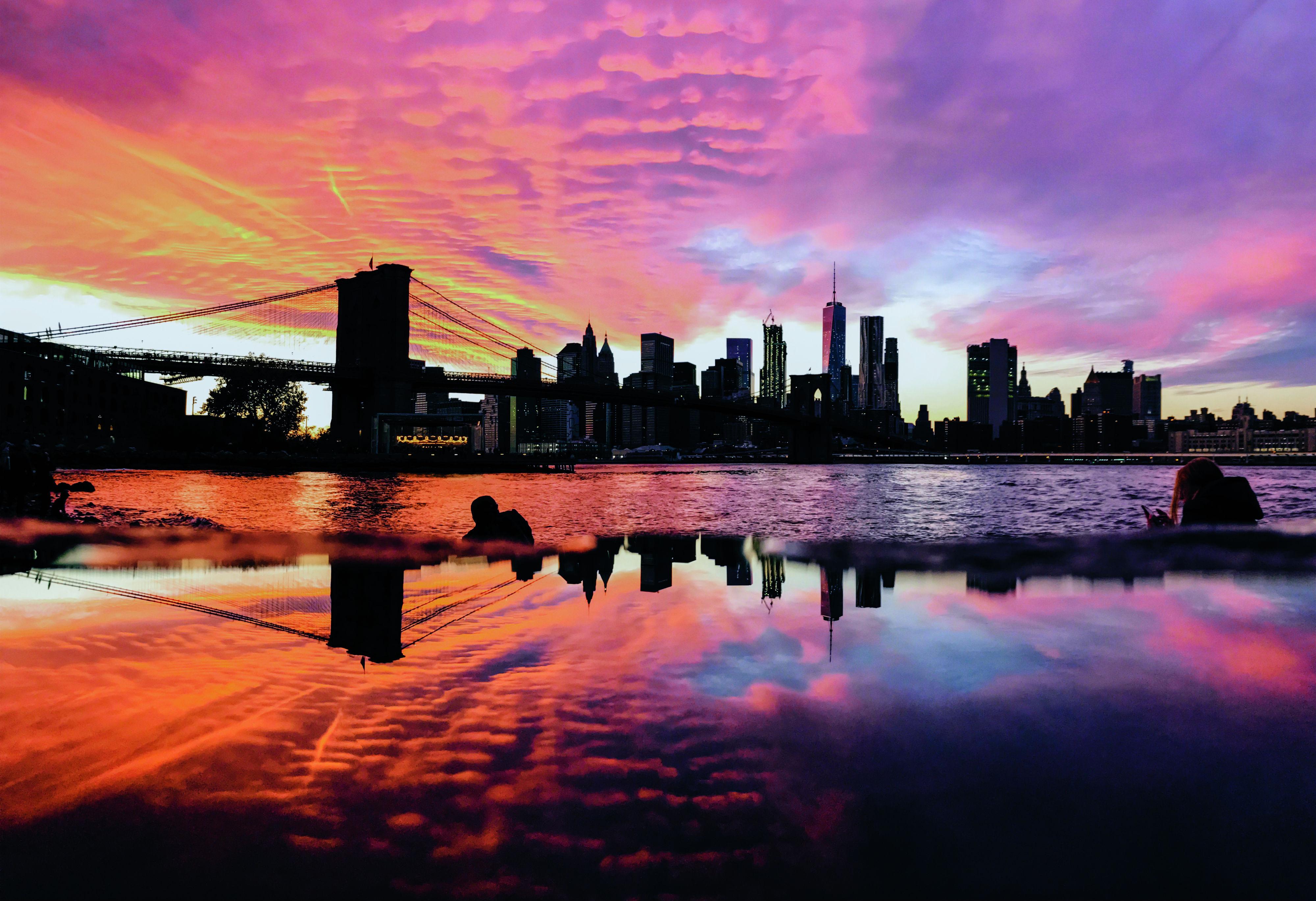 Vista de Nueva York (EEUU)