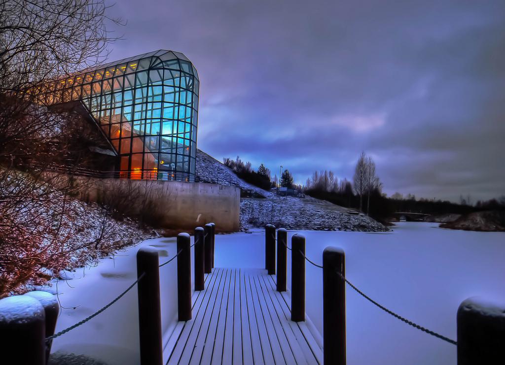 Un museo en Laponia