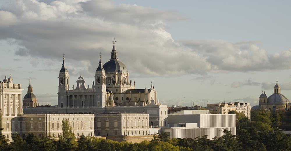 Museo de Colecciones Reales de Madrid/ Mansilla + Tuñón Arquitectos. @Luis Asín / @Luis Asín