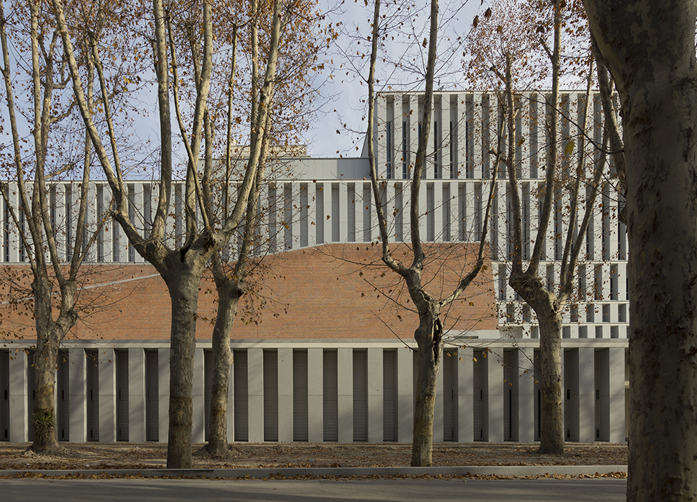 Museo de Colecciones Reales de Madrid / Mansilla + Tuñón Arquitectos. @Luis Asín