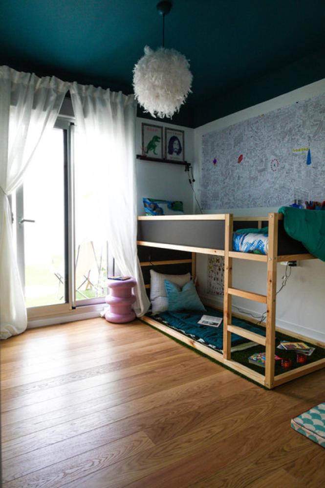 1. La pintura: aliada para paredes y techos