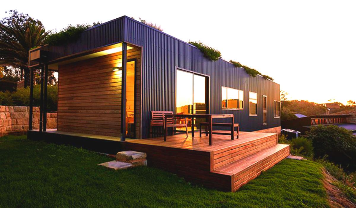 Siete casas prefabricadas que te dejar n con la boca abierta idealista news - Foro casas prefabricadas ...