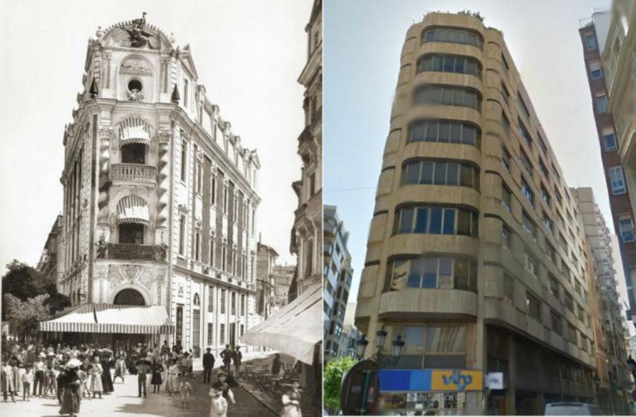 Para echarse a llorar la casa guzm n y otras 26 joyas arquitect nicas demolidas en espa a - Hotel puerta del sol vigo ...