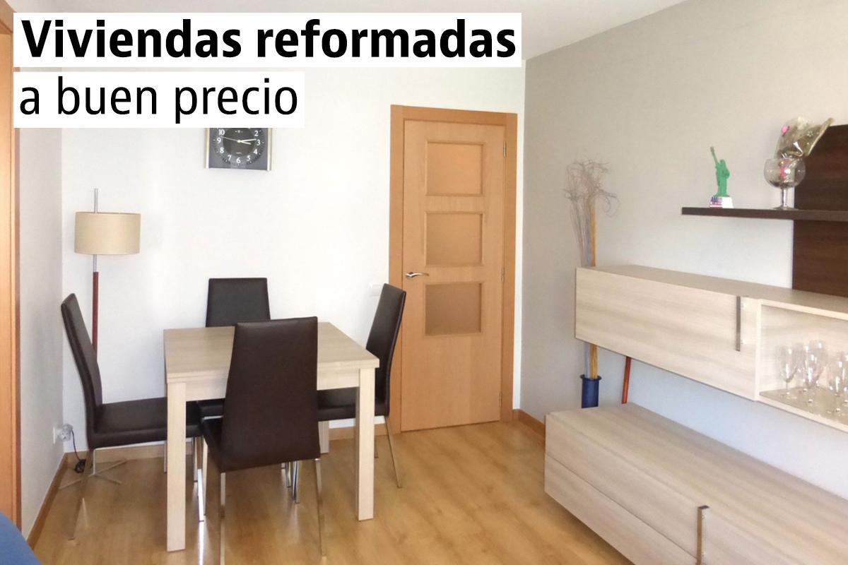 pisos reformados por menos de euros