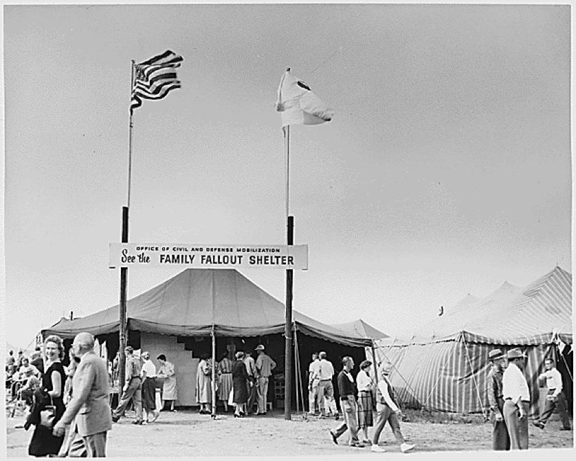 Agencia Federal de Emergencias /Archivo nacional y administración de registros de EEUU
