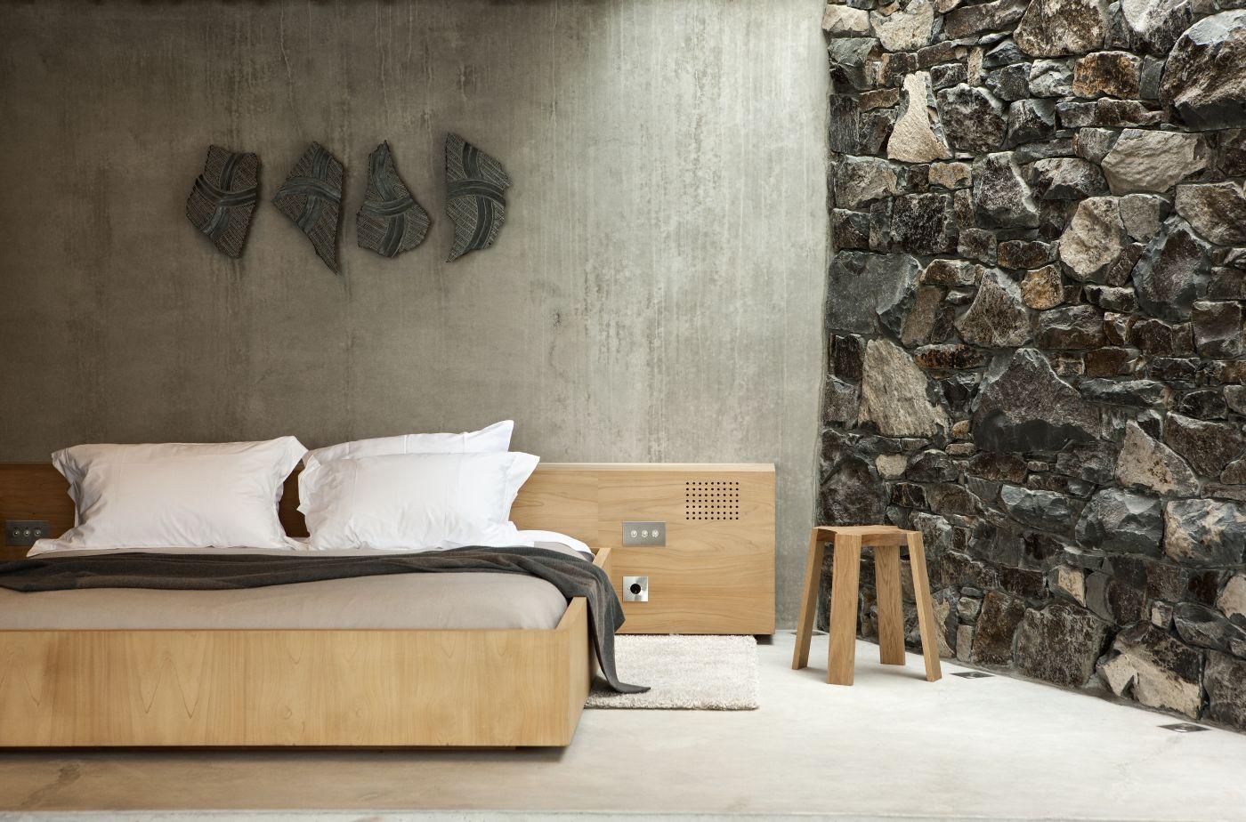 Detalla del dormitorio