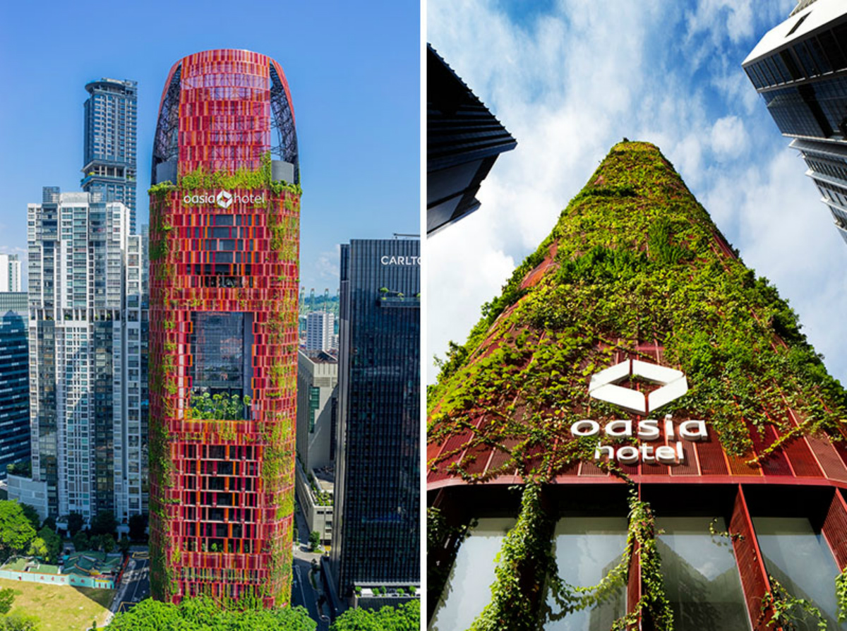 Oasia Hotel (Singapur)