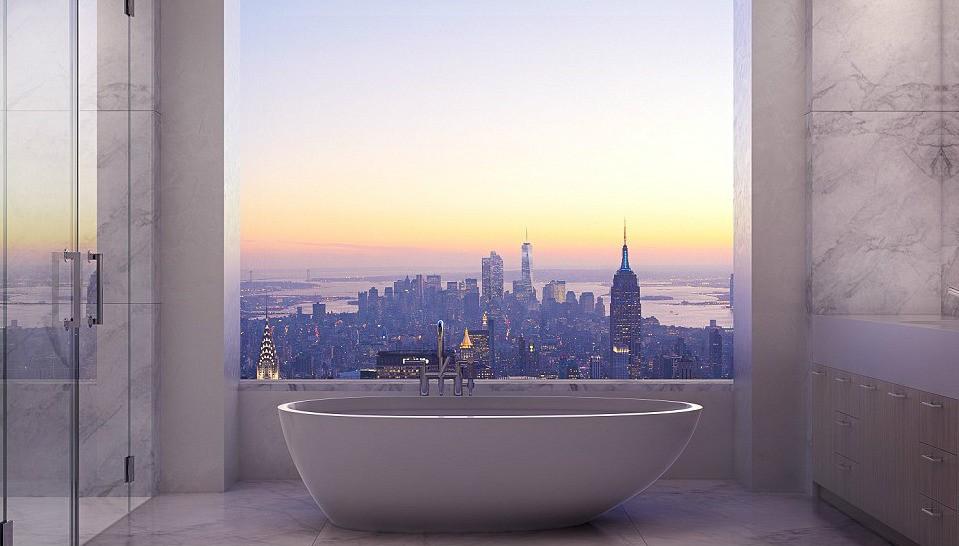 Un ático en el corazón de Manhattan – 87,7 millones de dólares