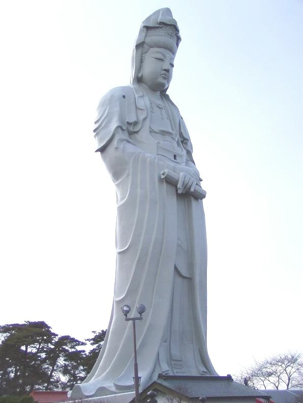 Dai Kannon (88 metros), en Ashibetsu (Japón)