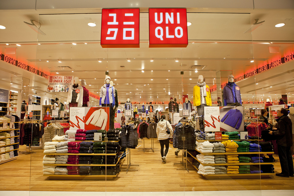 La tienda de Uniqlo en Bellevue Square, Washington. / Flickr/Creative commons