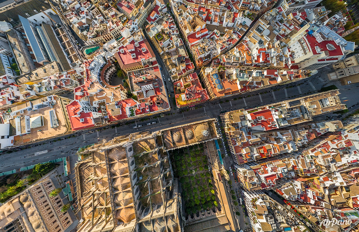 Avenida de la Constitución de Sevilla