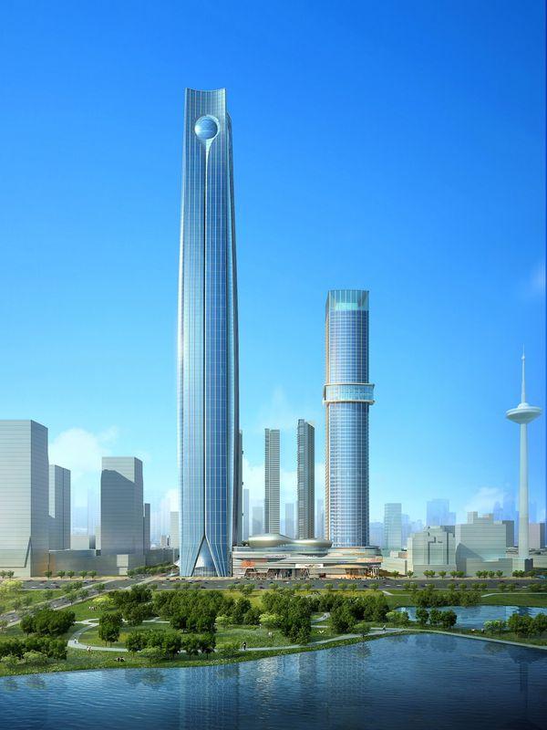 Baonen Shenyang Global Financial Center