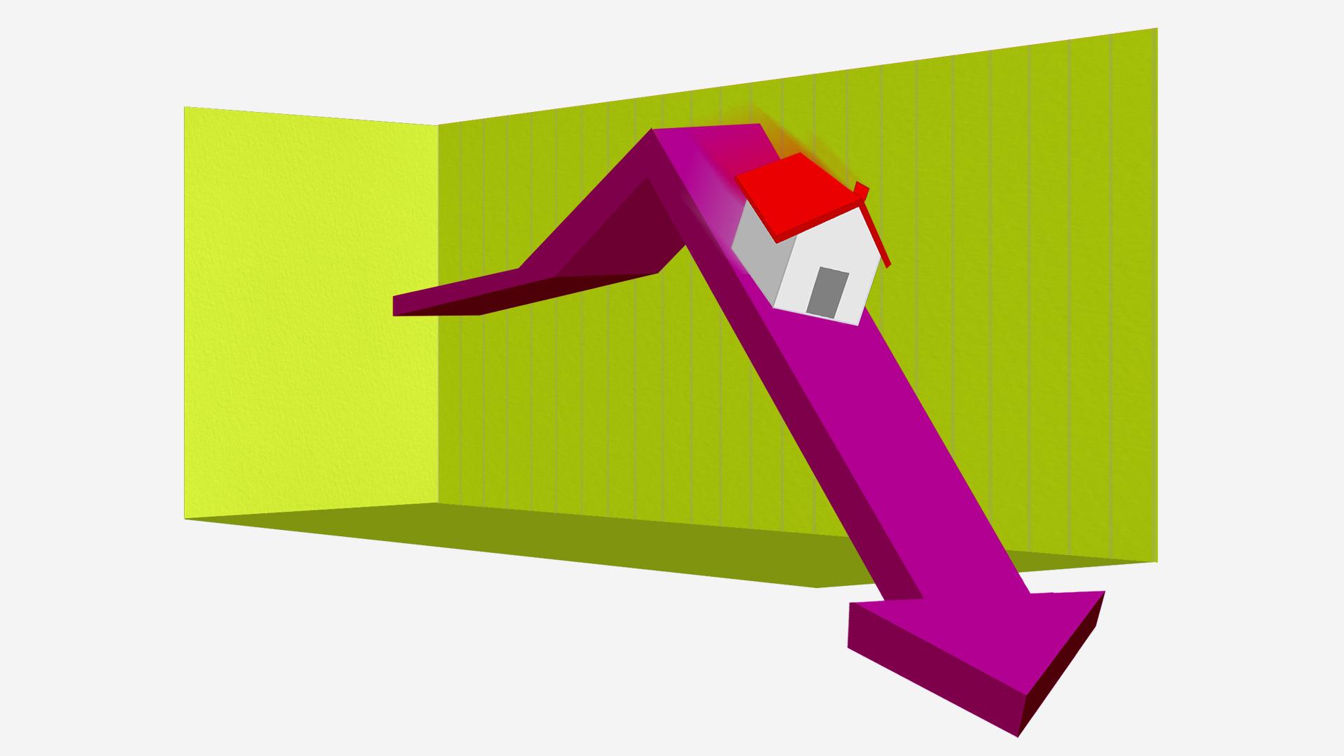 Las viviendas embargadas por los bancos se deprecian un 45 for Viviendas embargadas