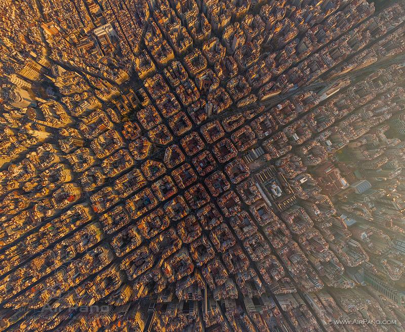 L'Eixample de Barcelona