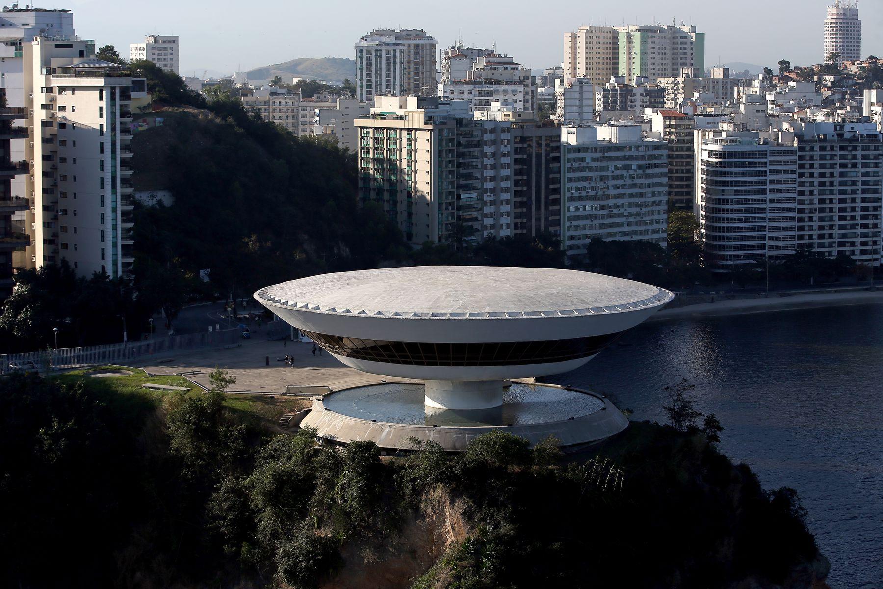Museo de Arte Contemporáneo de Niterói (Río de Janeiro, Brasil)