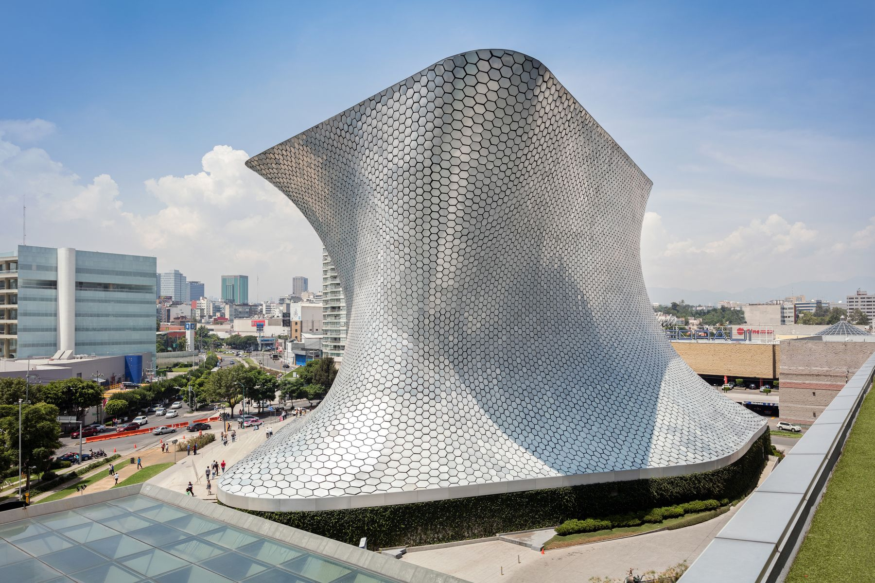 Estos son los 10 museos m s espectaculares del mundo for Arquitectura de mexico