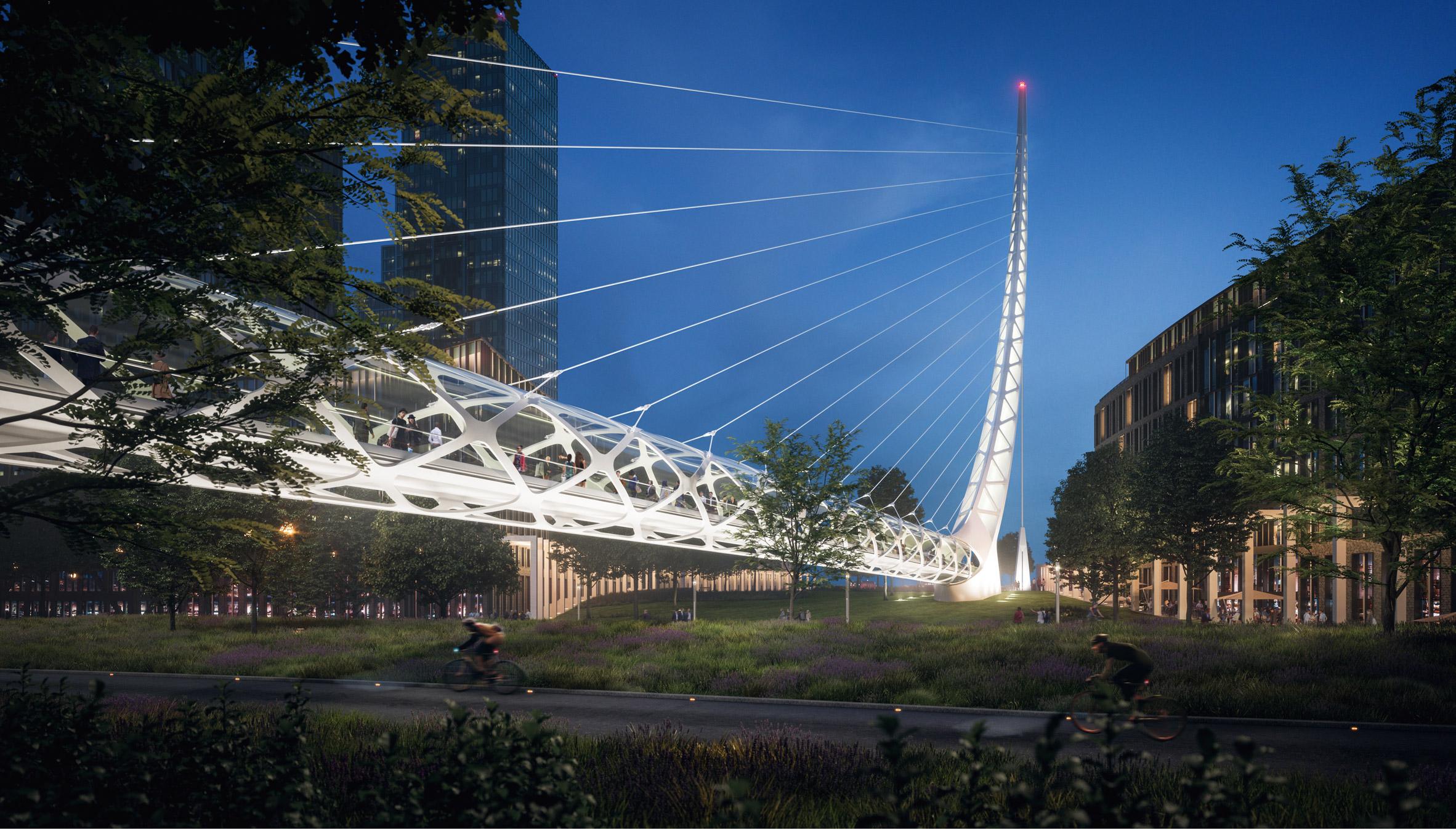 Proyecto Península Place de Santiago Calatrava / Uniform