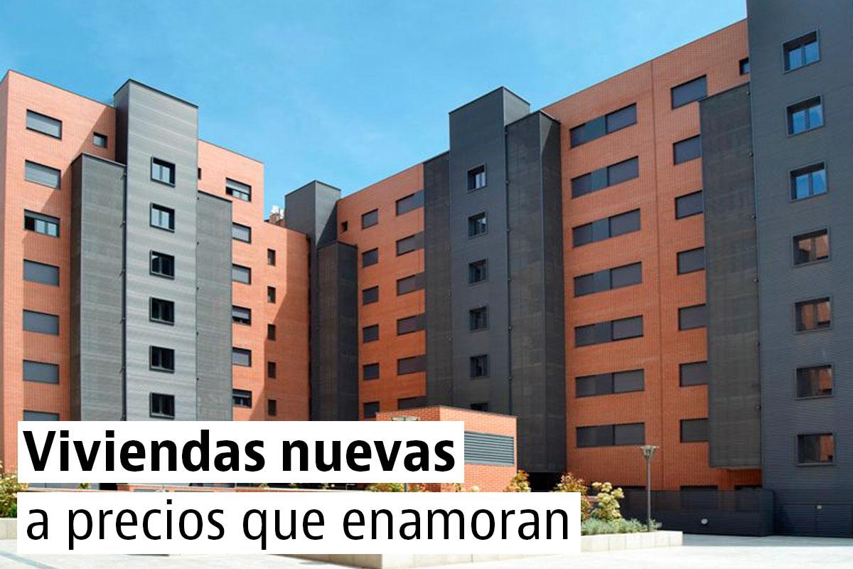 Promociones de obra nueva en toda España