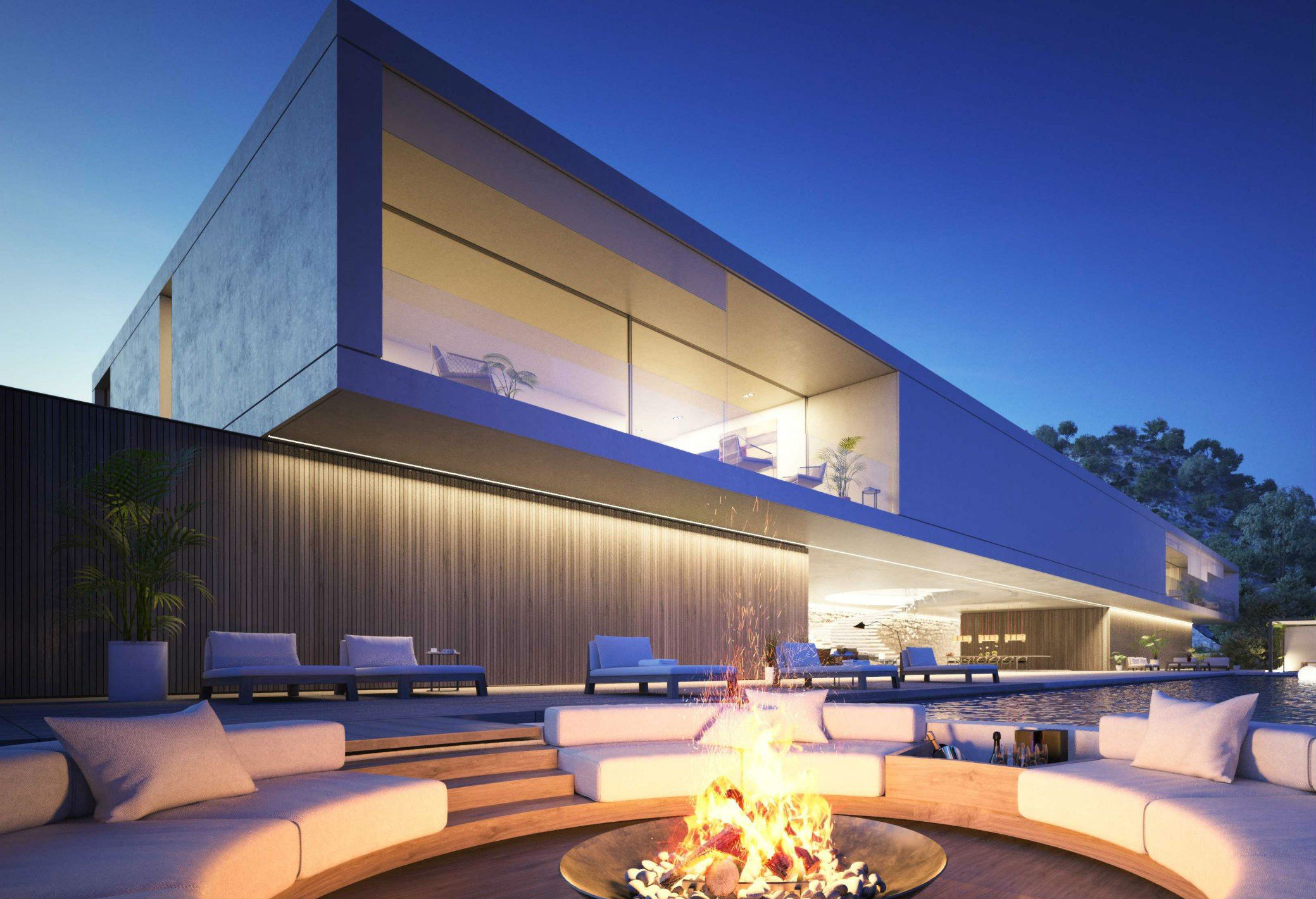 Mansiones de lujo idealista news - Fotos de casas de lujo por dentro y por fuera ...