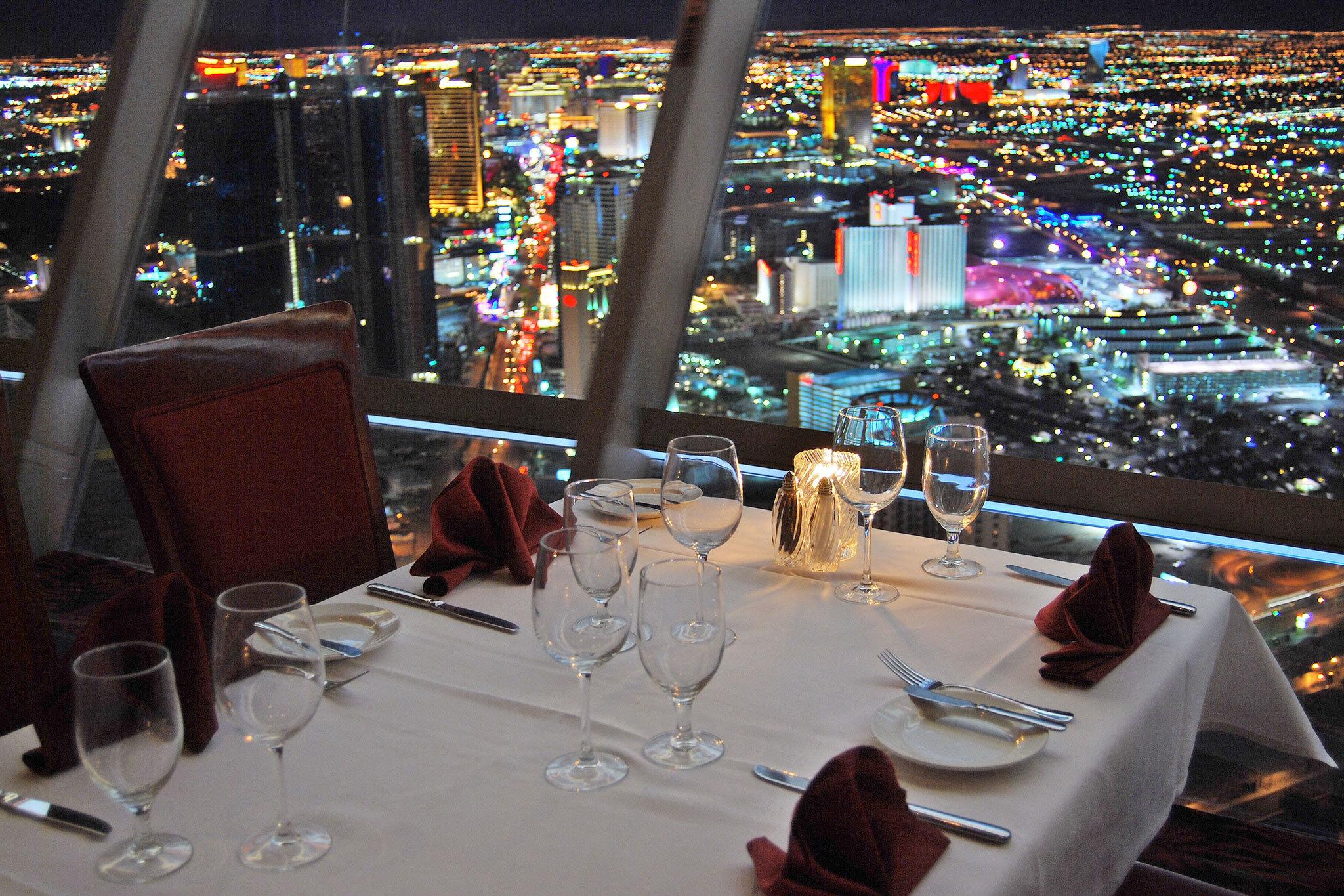 Jugando (y comiendo) en Las Vegas