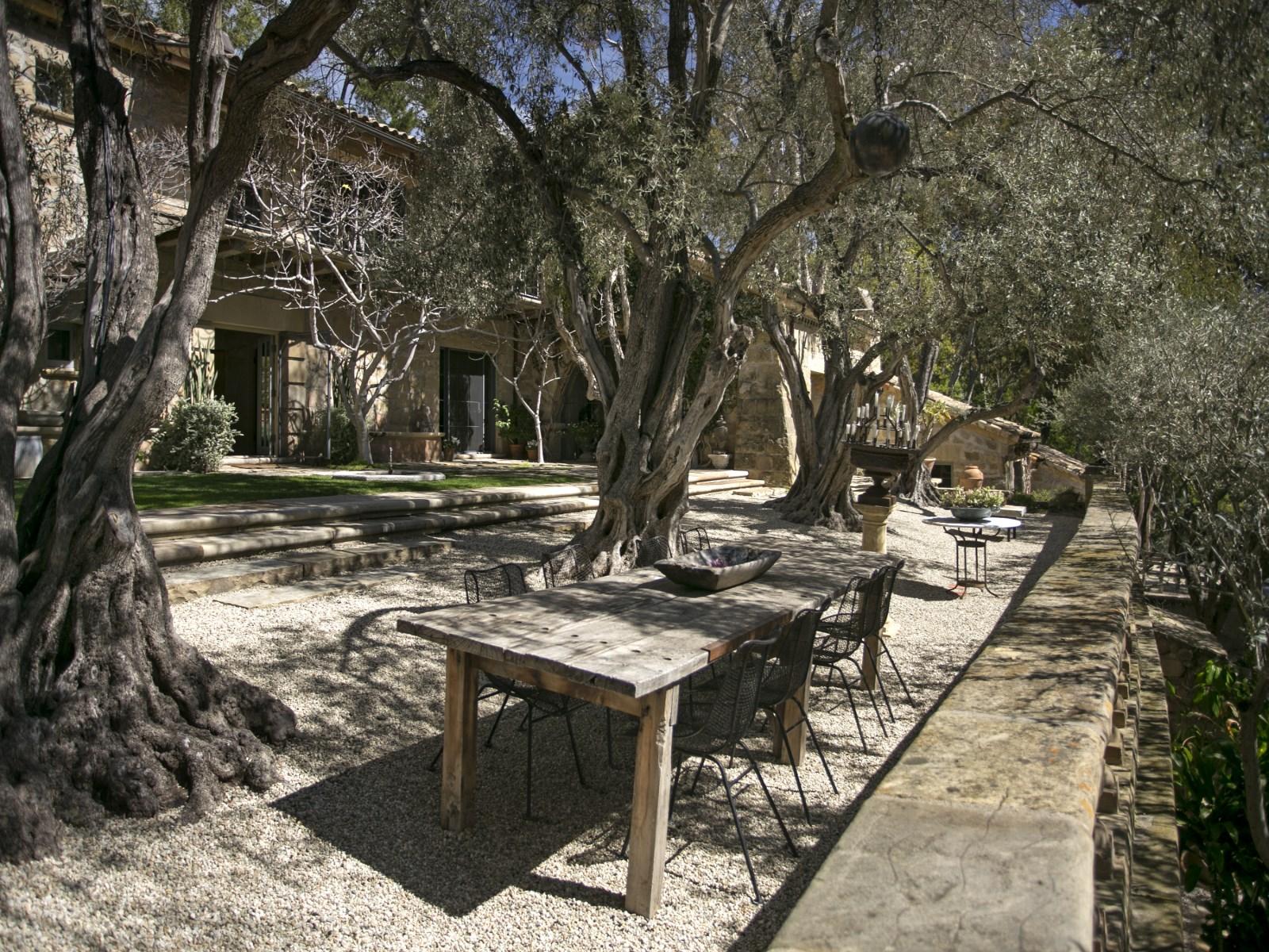 DeGeneres y de Rossi reformaron la casa cuando la compraron en 2012