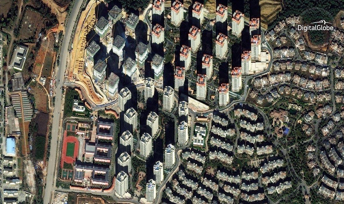Ciudad de Chenggong (China)