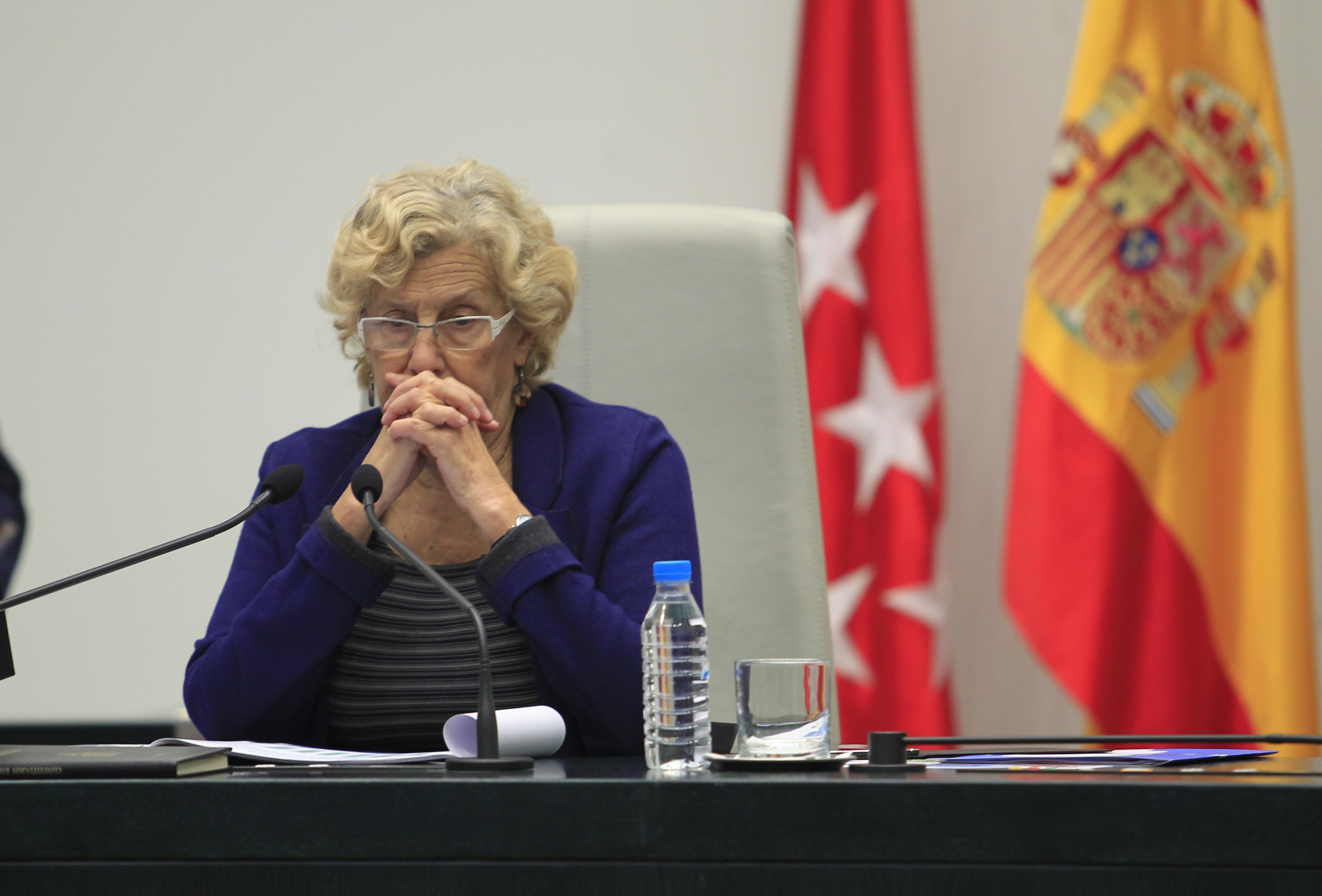 Manuela Carmena-alcaldesa de Madrid