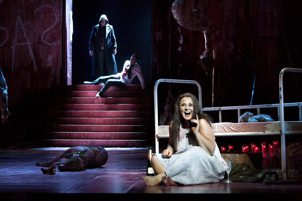 'Elektra' de Richard Strauss, en el Teatro di San Carlo de Nápoles